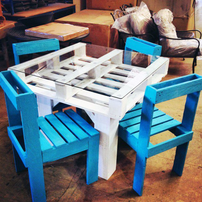 pallets diy ideas