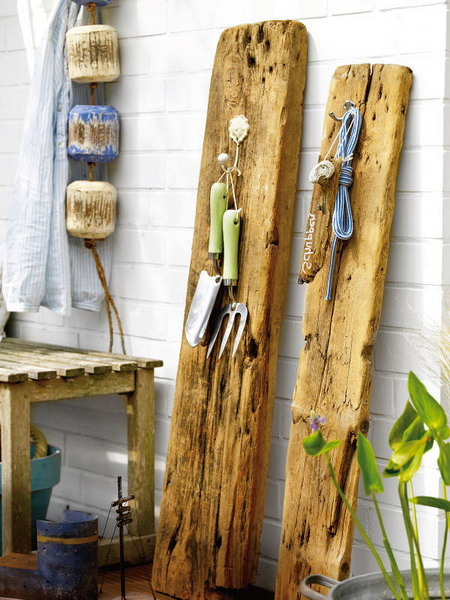 ideas of how to use old wood planks2