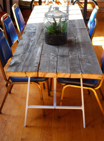 ideas of how to use old wood planks6