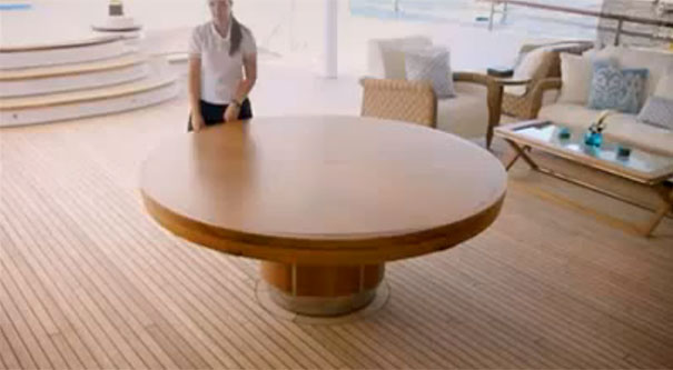 A Table That Worth $ 70,000 (Video)