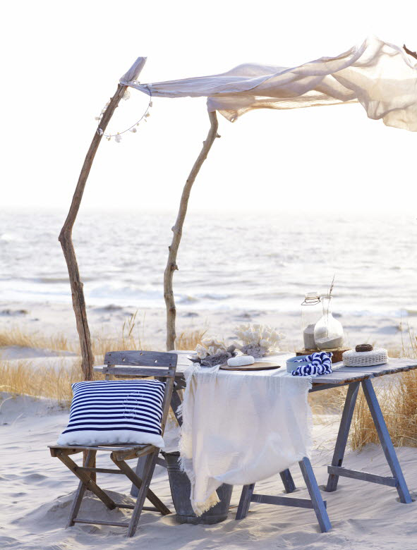 Details summer beach decor inspirations my desired home for Summer beach decor