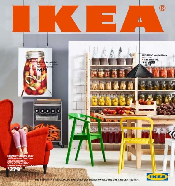 IKEA Catalog 2014