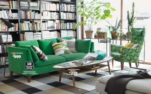 Ikea Catalog 2014 Available Online In English My