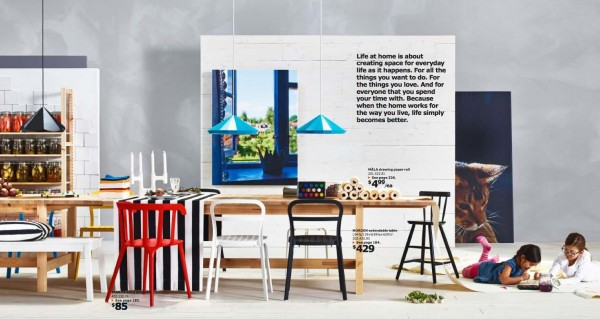 ikea catalog 2014 available online in english my desired home. Black Bedroom Furniture Sets. Home Design Ideas