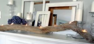 Best Diy Driftwood inspirations candle holder2