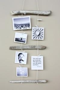 Best Diy Driftwood inspirations foto holder