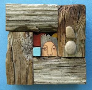 Best Diy Driftwood inspirations frame