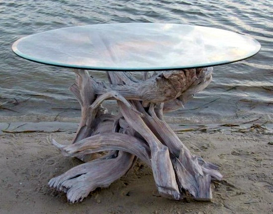 Best Diy Driftwood inspirations table