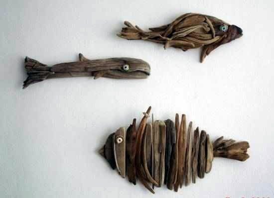Best Diy Driftwood inspirations wall art2