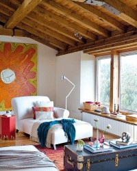 Amazing loft coloring ideas