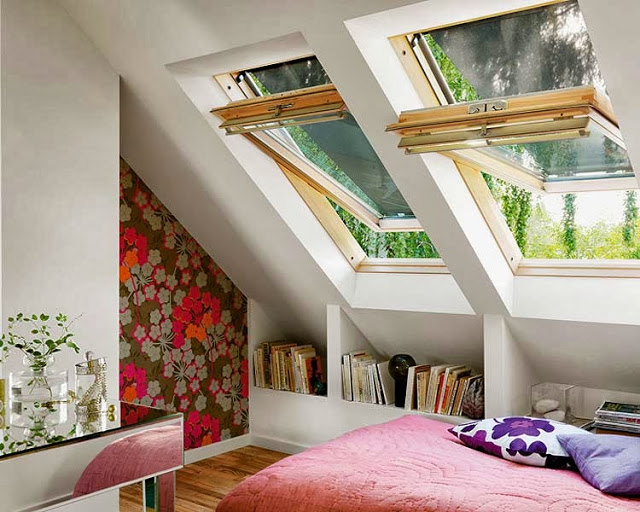 Amazing loft coloring ideas7