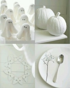 Black and white Halloween ideas10