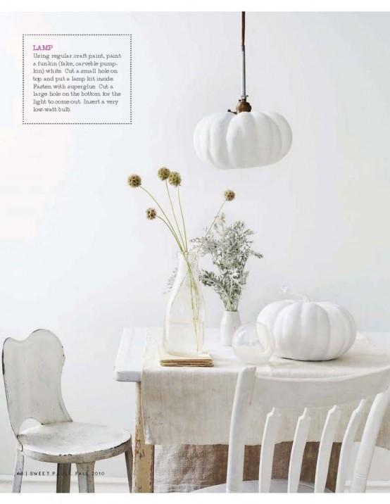 Black and white Halloween ideas16