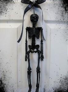 Black and white Halloween ideas28