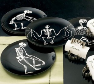 Black and white Halloween ideas31