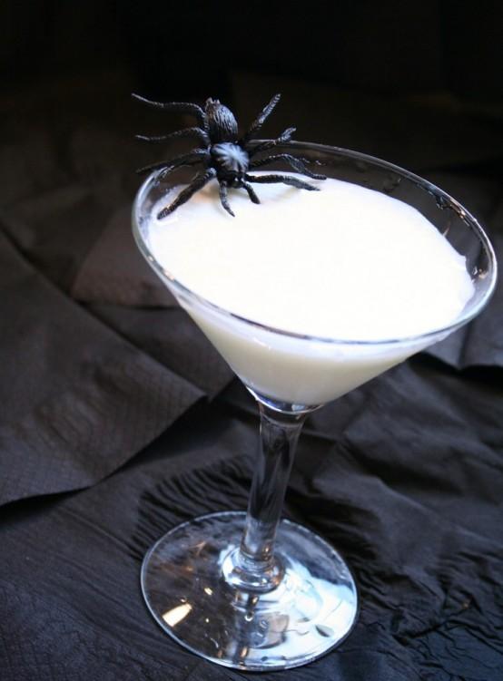 Black and white Halloween ideas37