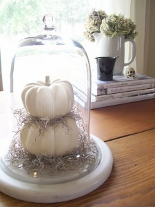 Black and white Halloween ideas9