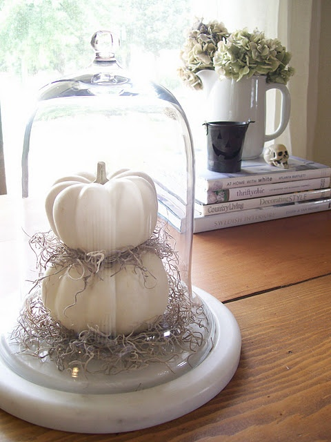 Black and white Halloween ideas9