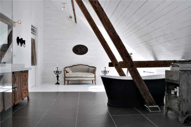 An Atmosphere Apart From The Ordinary In Your Bathroom