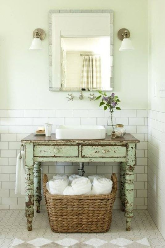 Rustic bathroom ideas my desired home Rustic bathroom decor ideas