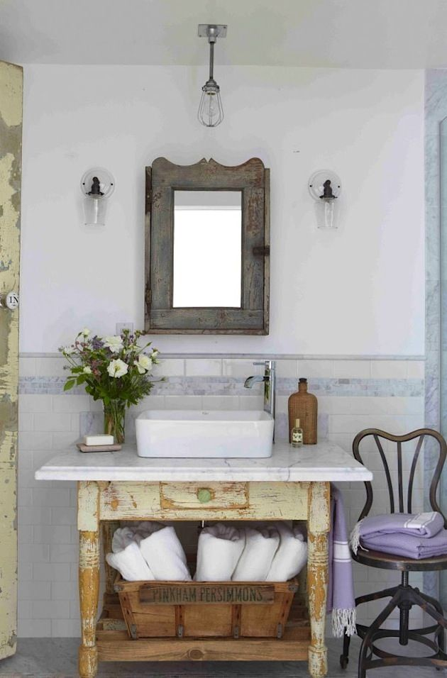 Rustic bathroom ideas4