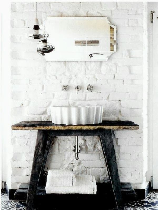 Rustic bathroom ideas9
