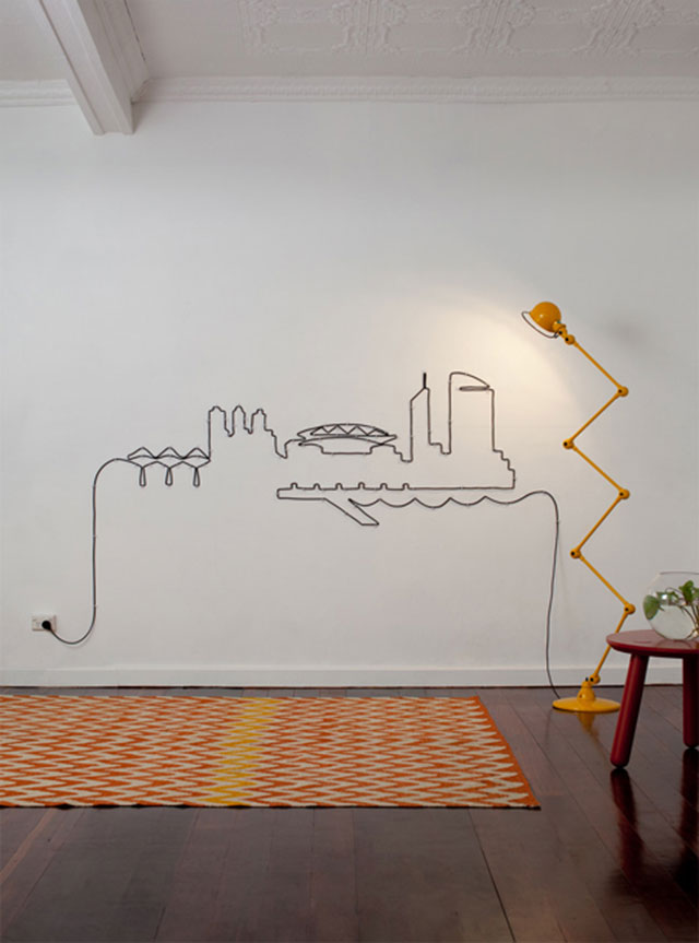 ideas to decorate your walls10