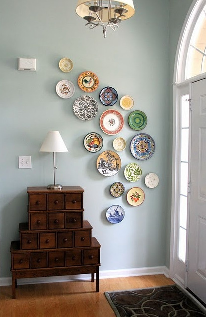 ideas to decorate your walls17