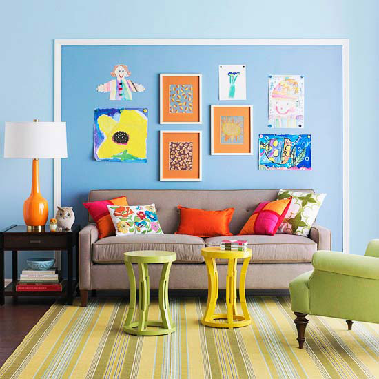ideas to decorate your walls2