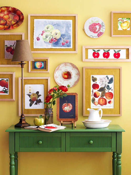 ideas to decorate your walls3