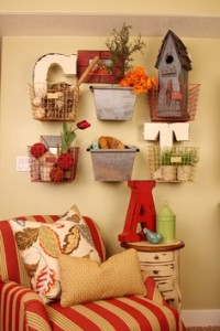ideas to decorate your walls34
