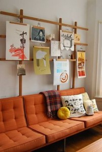 ideas to decorate your walls37