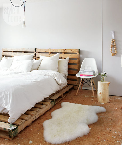 Creative ideas with pallets4