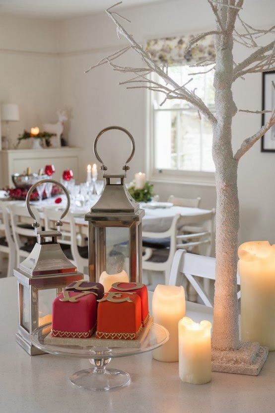 Decorating Ideas > Decorating For Christmas With Branches  My Desired Home ~ 131600_Christmas Decorating Ideas For Kitchen Table