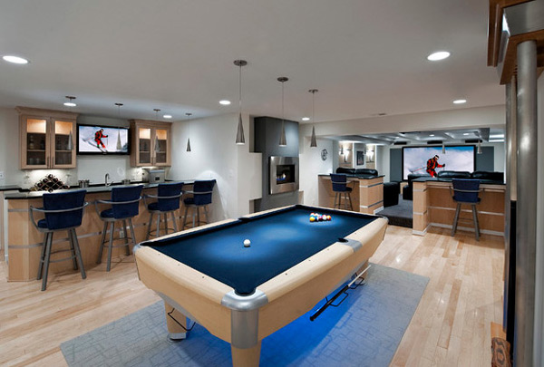 decorating ideas for remodeling basement1