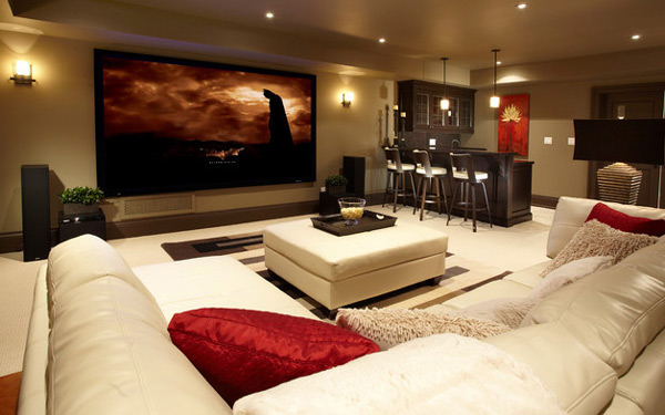 decorating ideas for remodeling basement10