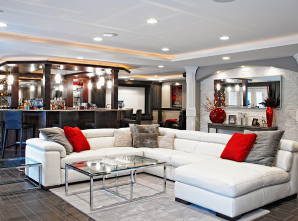 decorating ideas for remodeling basement12