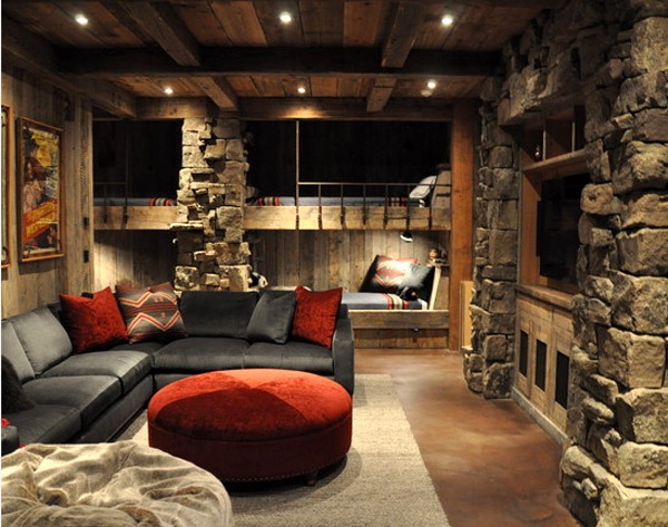 decorating ideas for remodeling basement15