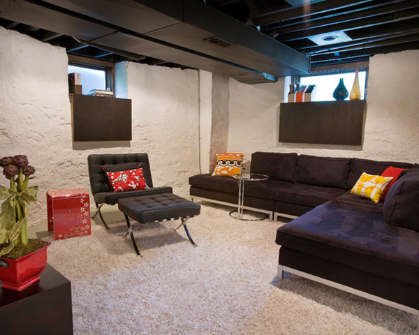 decorating ideas for remodeling basement17