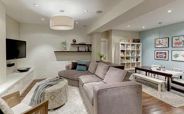 decorating ideas for remodeling basement18