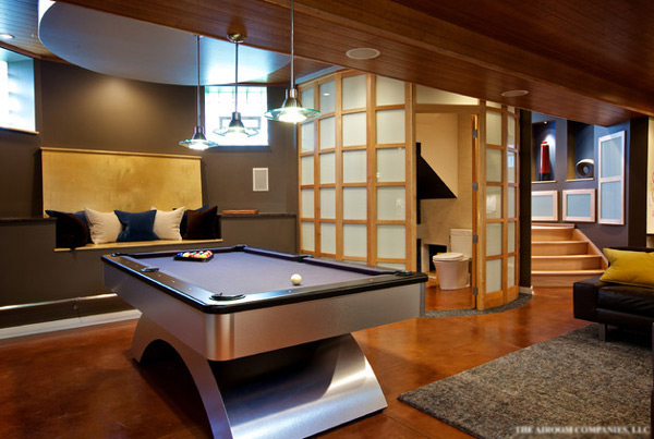 decorating ideas for remodeling basement2