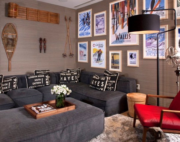 decorating ideas for remodeling basement20