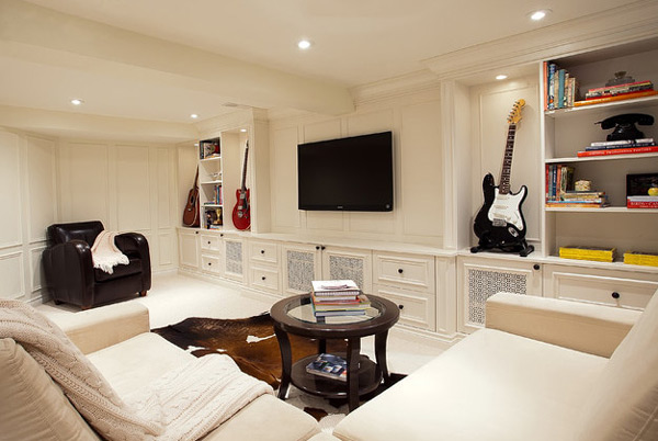 decorating ideas for remodeling basement22