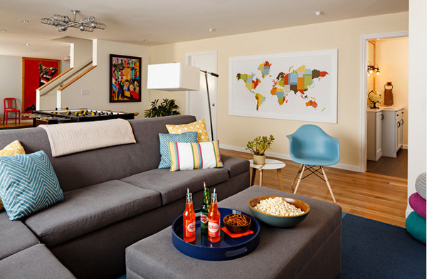 decorating ideas for remodeling basement23