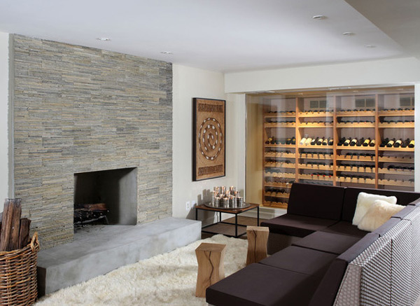 decorating ideas for remodeling basement35