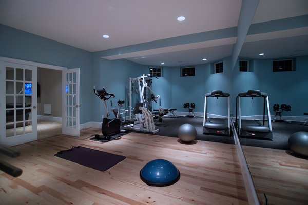 decorating ideas for remodeling basement44