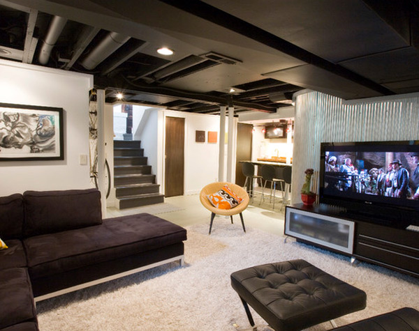 decorating ideas for remodeling basement8