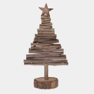 wooden Christmas tree ideas
