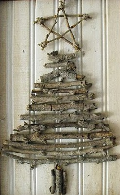 wooden Christmas tree ideas23