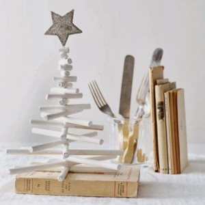wooden Christmas tree ideas8